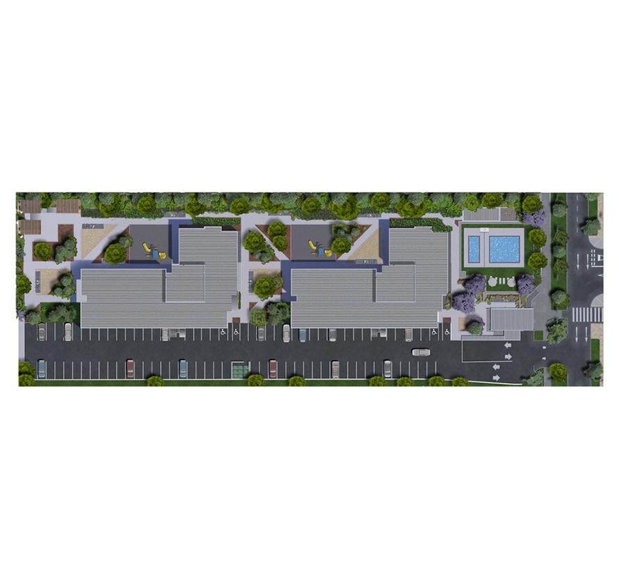 Masterplan Vista Albano